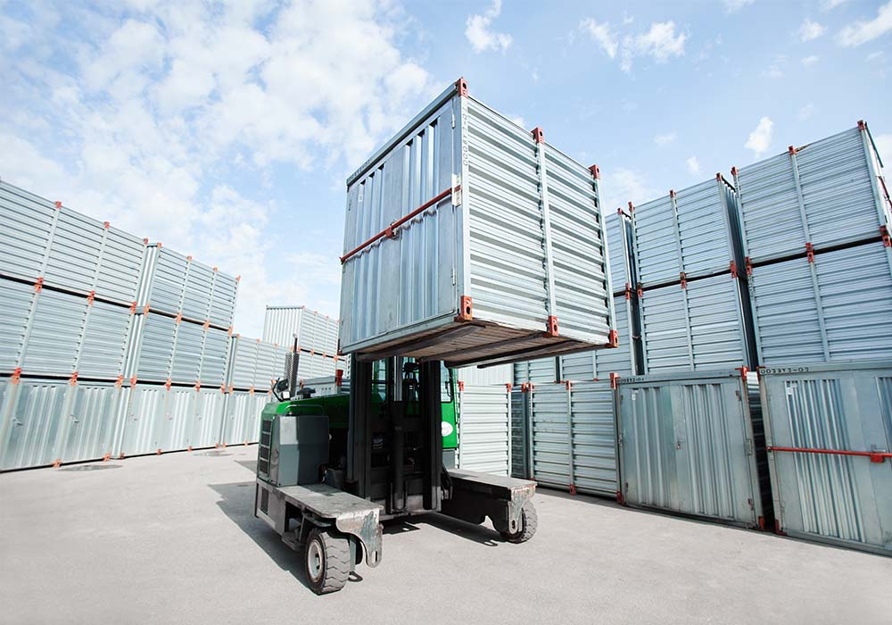 shipping container home is a factor in depreciation